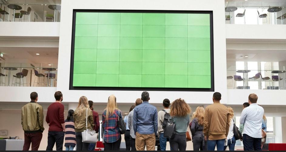 Nuevas formas de publicidad la revolución en forma de pantallas LED