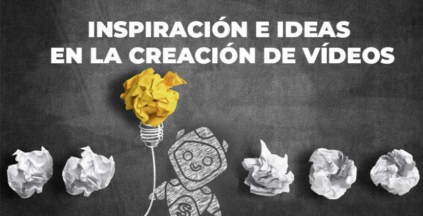 Inspiración vídeos creativos Showspot