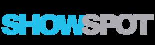 Diseño logo Showspot gris