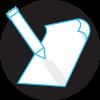 Diseño icono storytelling Showspot